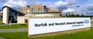 Norfolk and Norwich University Hospitals